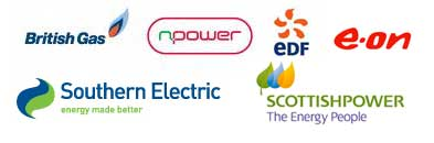 Big Six Energy Suppliers in the UK